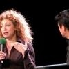 Alex Kingston at Emerald City Comicon 2015