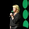 Sci-fi queen Amanda Tapping at Emerald City Comicon 2015