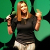 Charisma Carpenter revs up the crowd at Emerald City Comicon 2015