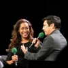 Gina Torres of Firefly at Emerald City Comicon 2015