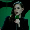 Hayley Atwell of Agent Carter and Captain America at Emerald City Comicon 2015