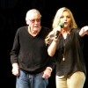 The man behind all things Marvel - the legendary Stan Lee at Emerald City Comicon 2015 with host Clare Kramer