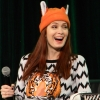 Felicia Day at Emerald City Comicon 2013