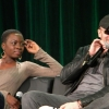 Michael Rooker and Danai Gurira at Emerald City Comicon 2013