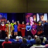 What's a Star Trek con without a costume contest?
